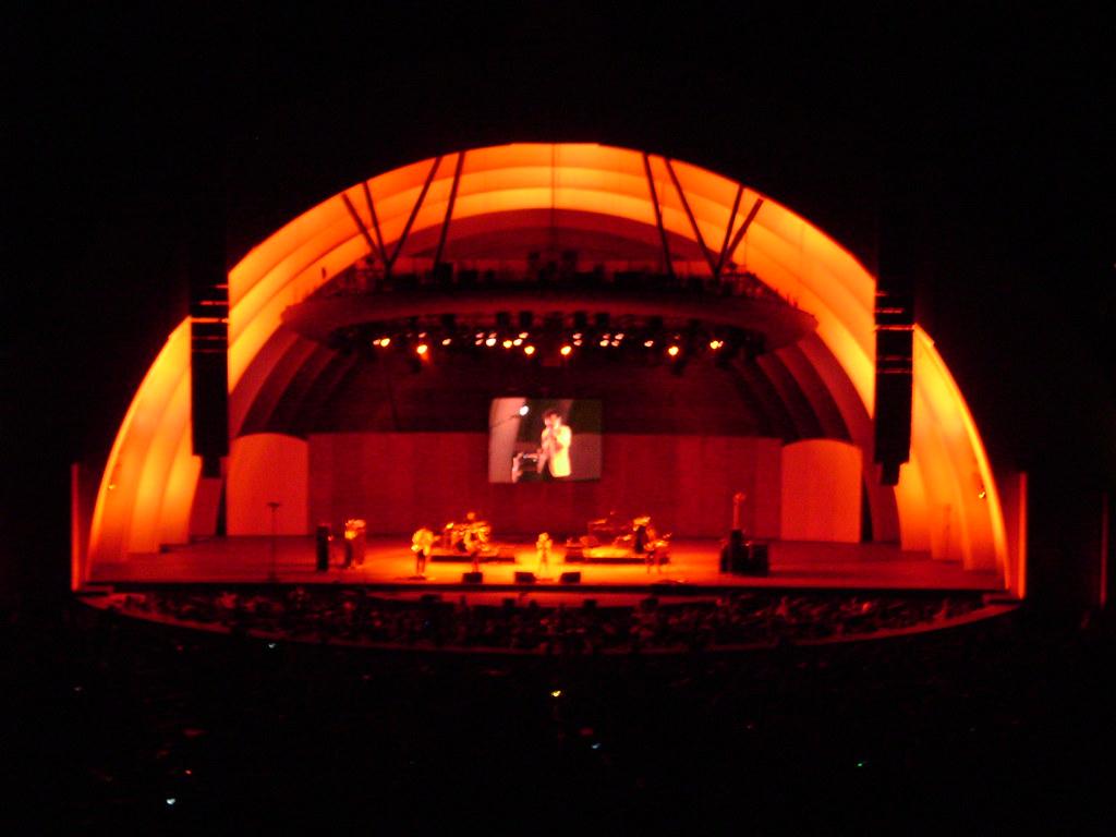 Café Tacuba at the Hollywood Bowl