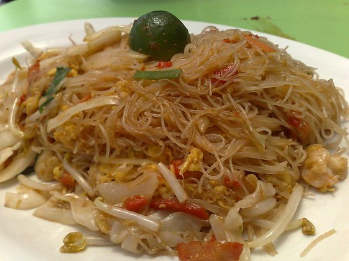 Sin-Chew Fried Bee Hoon