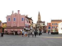 la piazza (renzodridani) Tags: mare caorle