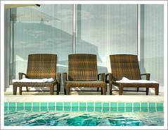 Sunbathing (aldask) Tags: sun pool thailand kohsamui samui kosamui chill sunbathing loungers villarose