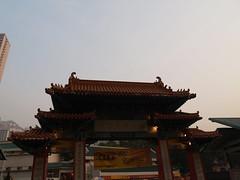 HongKong Buddhist Temple (Amudha Irudayam) Tags: hong kong amudha irudayam