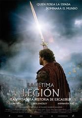 Póster y trailer en castellano de 'La última legión'