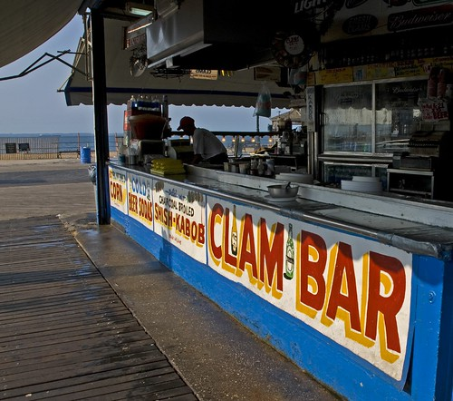 Coney Clam Bar by Alida's Photos