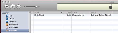 iMade an iTunes iRing