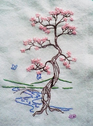 japan cherry blossom drawing. This lovely cherry blossom has