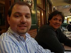 Maurizio Ortolani and Steve Reside