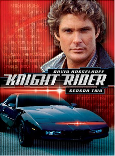 Knight Rider Series 2 DVDRip Complete Boxset   Raven2007 preview 0