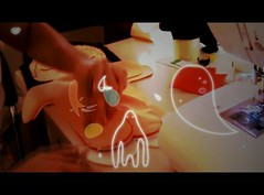 Eloole Customized Toys on Vimeo (Eloole) Tags: barcelona motion toys vimeo graphics dolls hand handmade crafts made stop customized animacin eloole