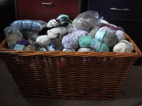 Basket o'cotton