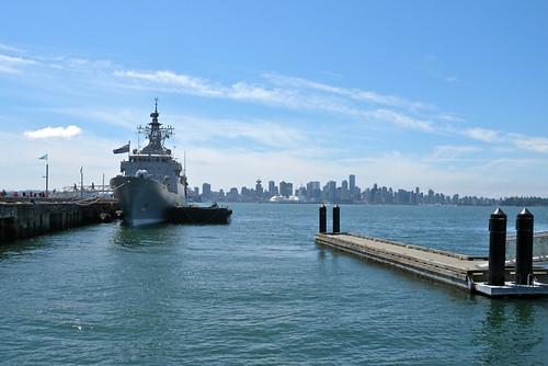 Royal New Zealand Navy - HMNZS Te Kaha