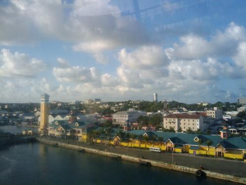 Prince George Wharf, Nassau