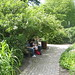 Exkursion Planten und Bloomen