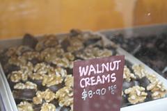 walnut creams (wolvessss) Tags: bondi sign shop milk chocolate treats sydney walnut dream sugar sweets flowerpot mudcake truffle choc butterscotch schnapps milkchocolate contreau chocolateshop cocktain