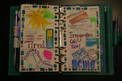 DIY Planner April 19-25, 2010 (jadecat23) Tags: diyplanner calendarart