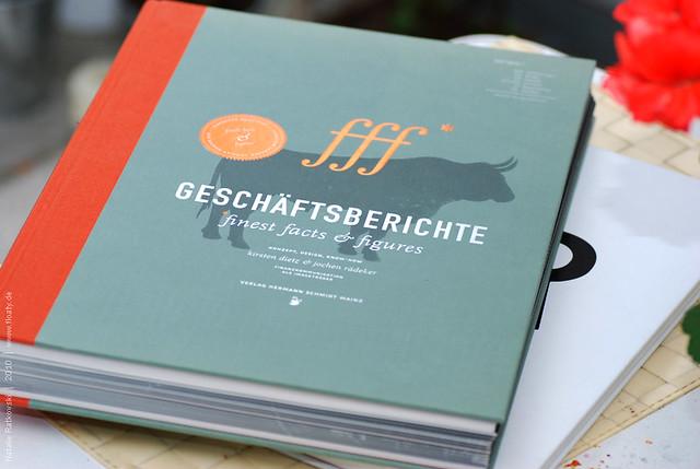 Geschäftsberichte - finest, facts & figures.