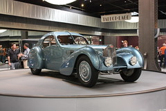 1936 Bugatti Type 57SC Atlantic (dmentd) Tags: 1936 atlantic type bugatti 57sc themullenautomotivemuseum