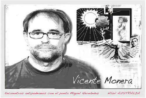 Encuentros Antipodeanos; Presente.Vicente Monera