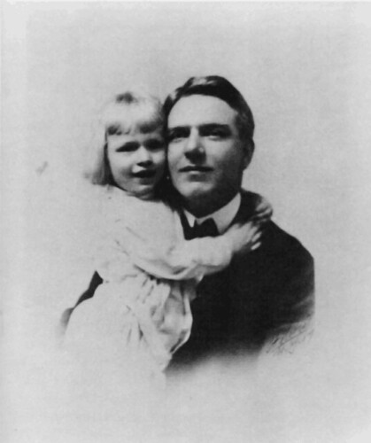 Image of Formal portrait of Father and Son