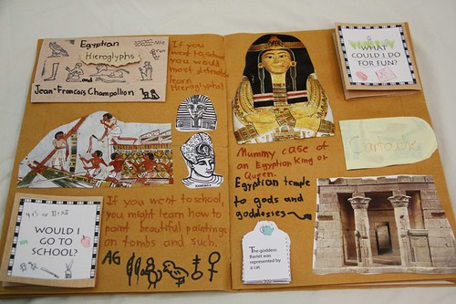 egypt notebook inside 3