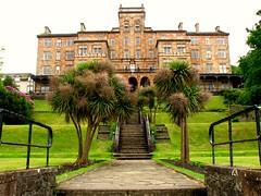 glenburn (ufopilot) Tags: hotel scotland palm bute rothesay glenburn