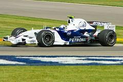 USGP 2007 - Sebastian Vettel (ChrisMRichards) Tags: sebastian indianapolis petronas indy f1 formulaone intel bmw sauber usgp formula1 ims 2007 brickyard usgrandprix indianapolismotorspeedway unitedstatesgrandprix f107 vettel unitedstatesgp