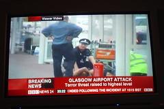 Glasgow Car Bomb #3