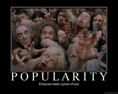 Demotivator - Popularity
