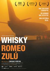Póster y trailer de 'Whisky Romeo Zulú' de Enrique Piñeiro