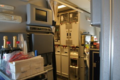 777-328ER Galley (Ch.H) Tags: france air napkins galley 773