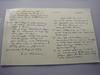 Manuscripted letter by Murnau (cameramakeswhoopee) Tags: berlin germany kino alemania filmmuseum ufa filmhaus murnau kinemathek mediathek