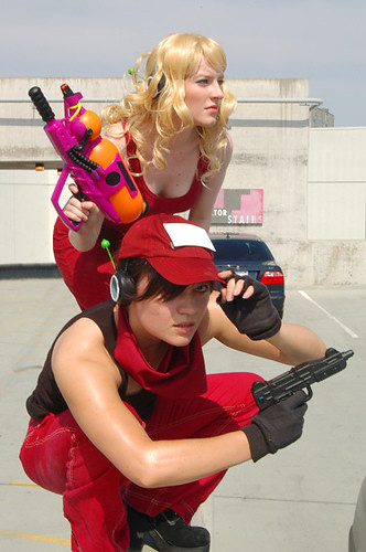 Tigsource tigarchive indie gaming cosplay lol httpflickrphotosemail protectedsets72157594187392639curly brace and quote cave story whoa yeah 3 voltagebd Gallery