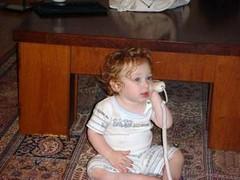 IDAN ON THE PHONE (pnina.schwartz) Tags: phone idan pninaschwartz