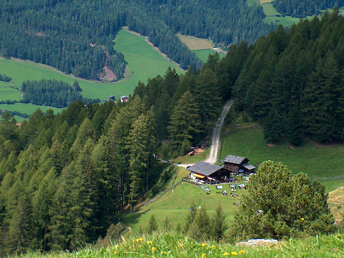 Foto Malga Niederhofer Valle Aurina -Trentino Alto Adige -Italia