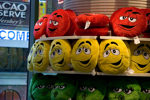 M&Ms store III