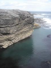 Green Water (Keith Mac Uidhir  (Thanks for 4m views)) Tags: ireland sea sun sunlight verde green water sunshine rock groen head vert grn hook wexford  zielony hijau yeil berde    xanh