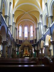 View from a Pew (Garibaldi McFlurry) Tags: ireland cathedral romancatholic sligo connaught cathedraloftheimmaculateconception republicofireland countysligo dioceseofkilmoreelphinandardagh