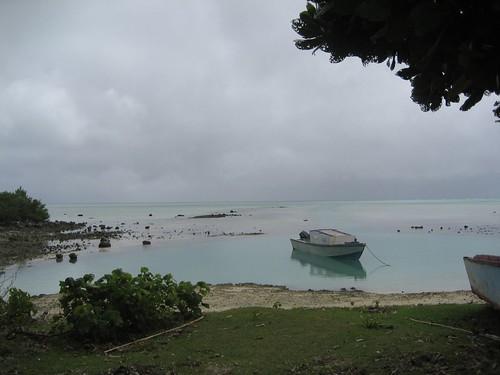 fishing boat Niuatoputapu