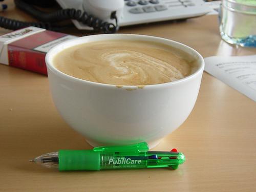 big coffeecup