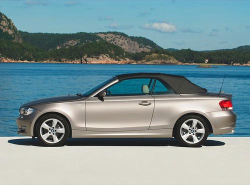 BMW 1-Series Carbio/Convertible