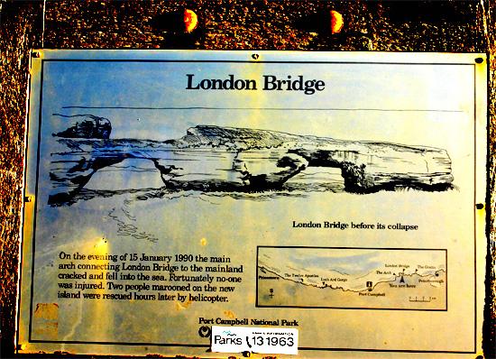London Bridge - Great Ocean Road