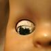 creepy old vintage doll eyes