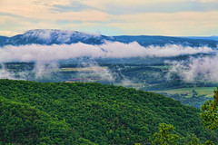 Up From the Valley ( D L Ennis) Tags: clouds virginia shenandoahvalley blueridgemountains blueridgeparkway riseup upfromthevalley stormpasses