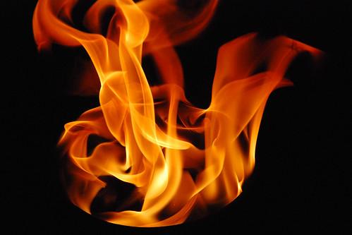 Dancing Flame #4