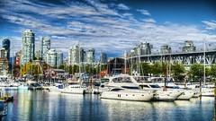 Granville Island Vancouver HDR