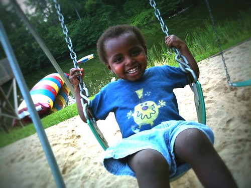 Never get sick of Mr. Taye's smile! #fb