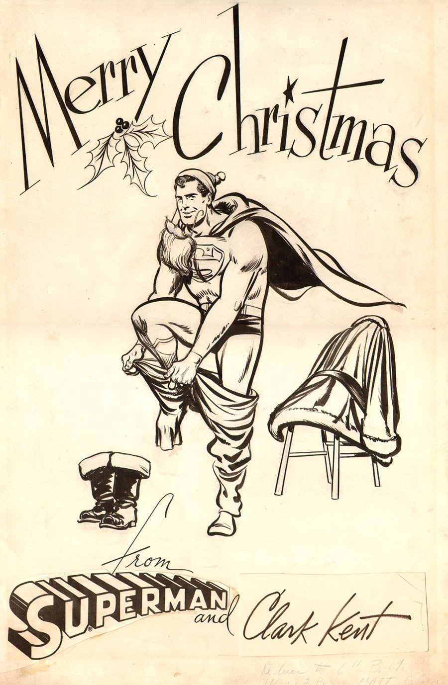 superman_xmascard_1945_boring