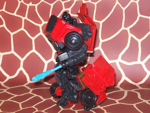 Flickriver: Photoset 'Ironhide - Cannon Force Transformers