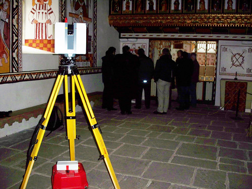 Digital Past 2010 - Laser Scanning