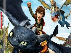[Poster for How To Train Your Dragon]