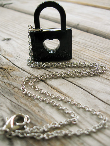 Love Heart Keyhole. lock with a heart keyhole.